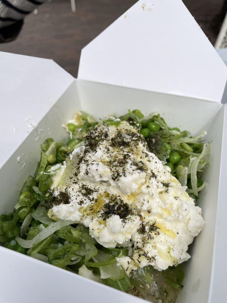 Grains Salad