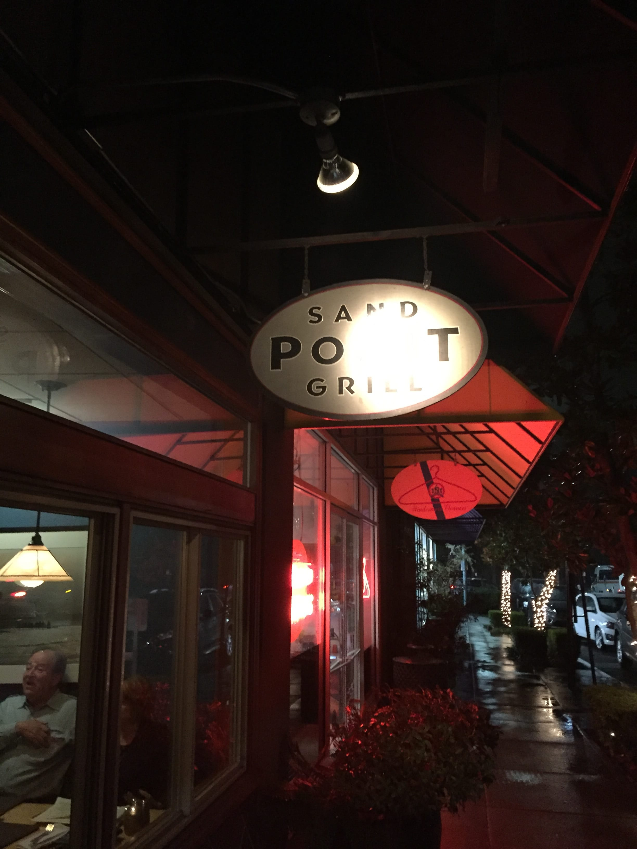Sand Point Grill Street View