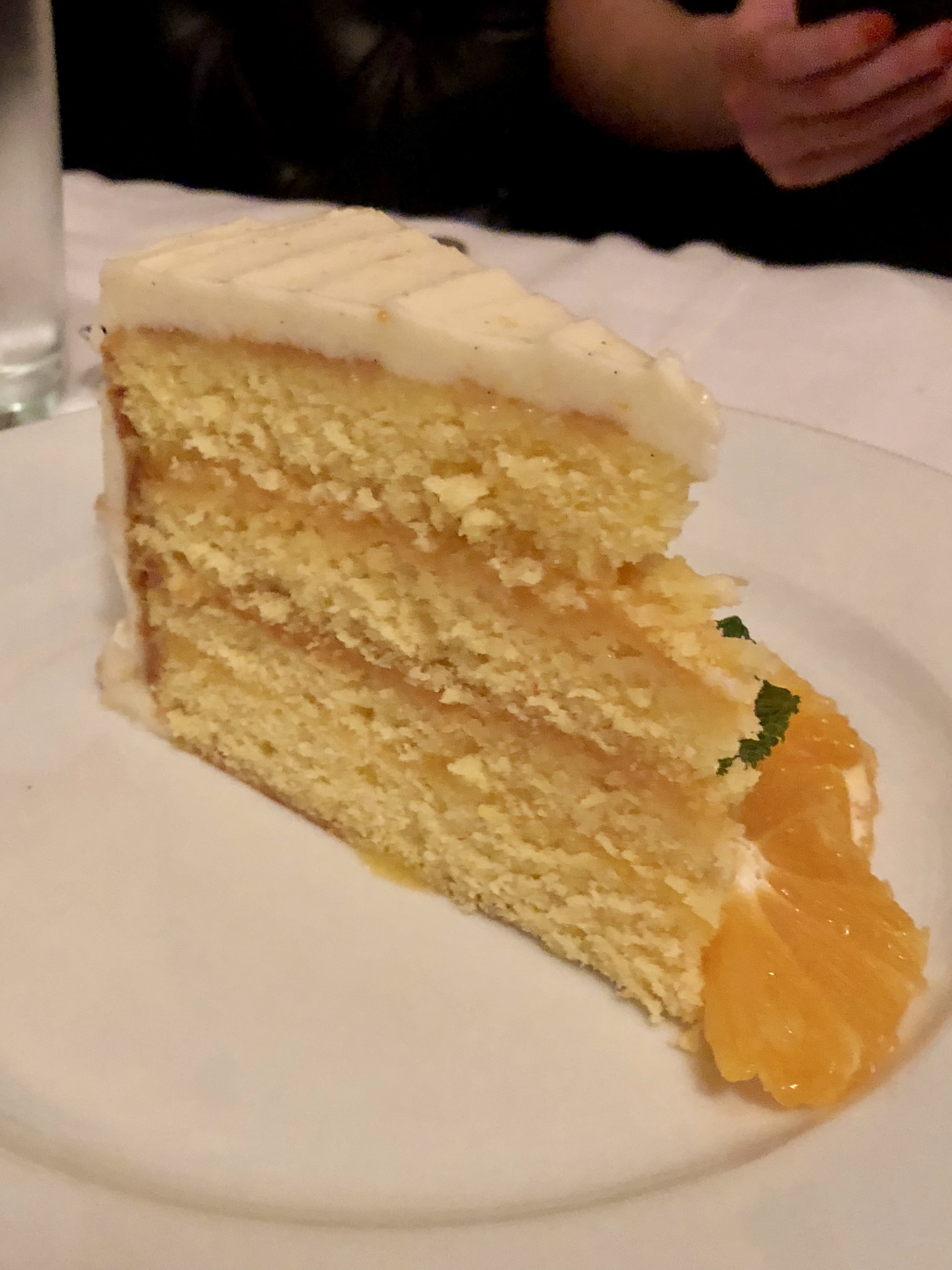 Satsuma Cake