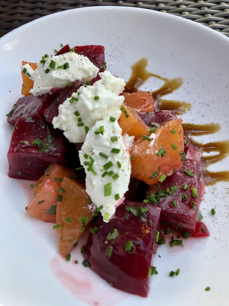 Another Version of Beet Salad