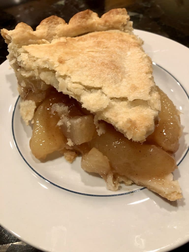 Apple Pie by the Slice