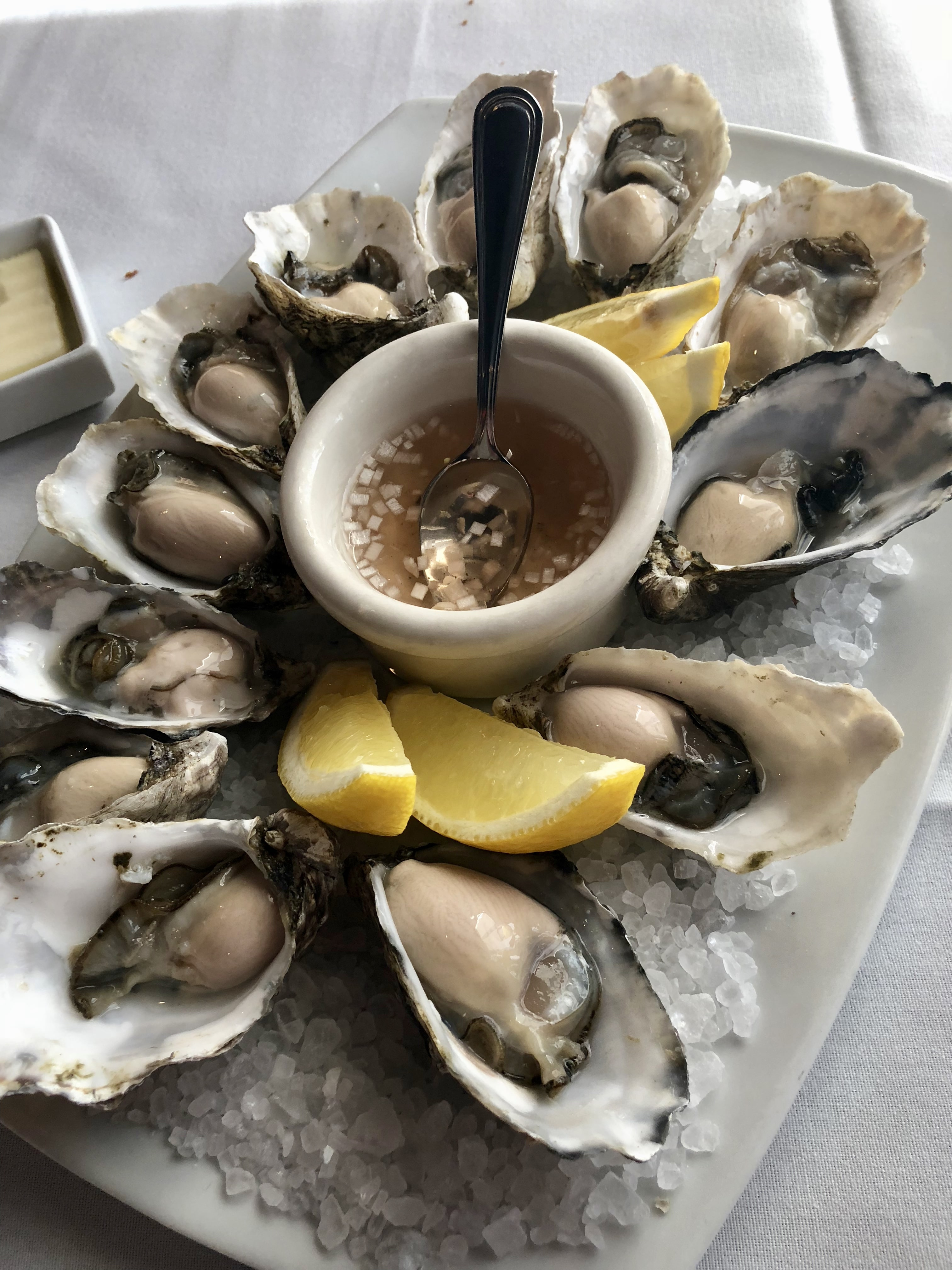 Samish Bay Oysters