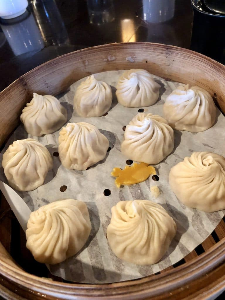 Pork & Crab Xiao Long Bao
