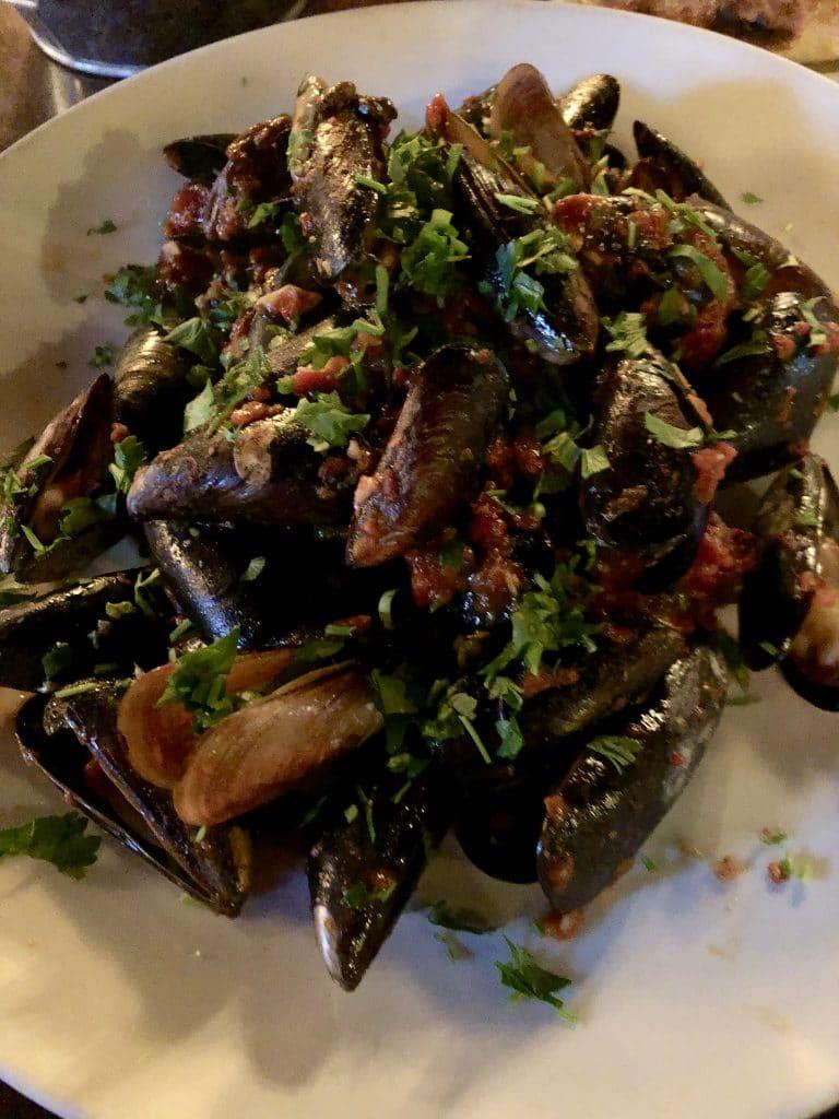 Mussels Eileen