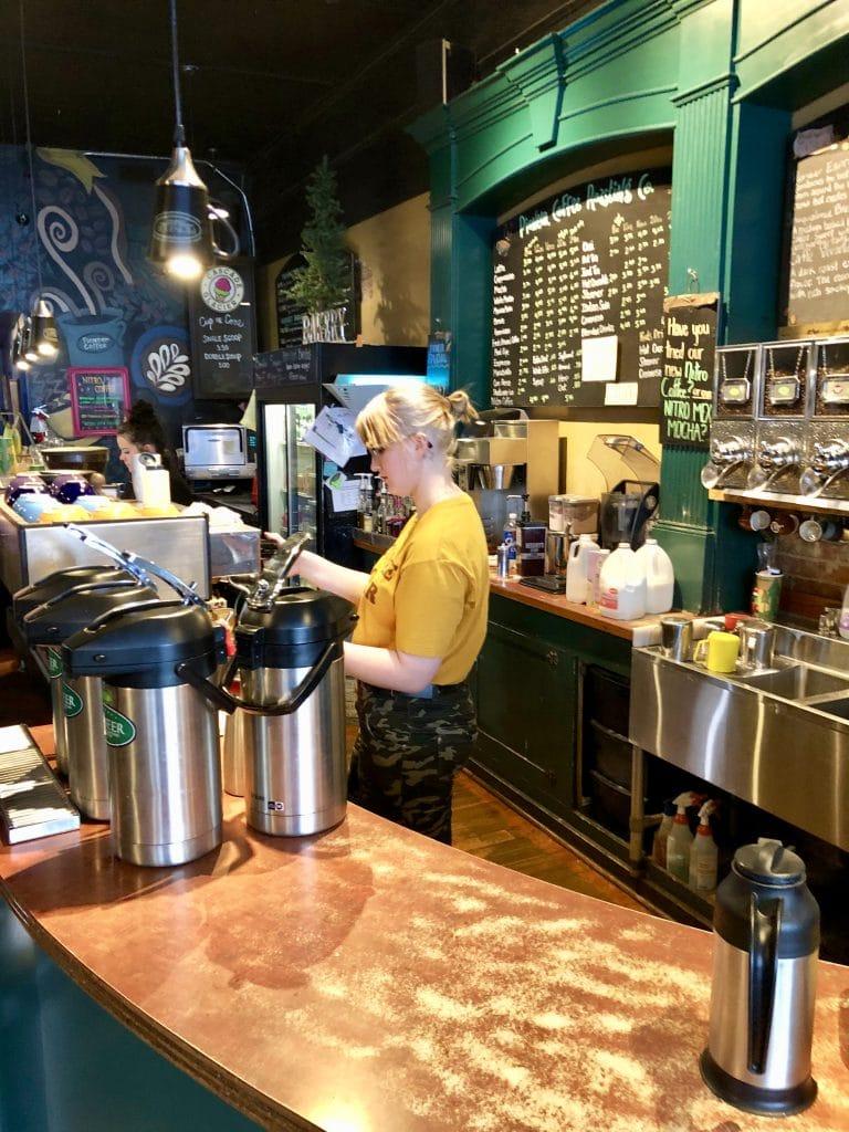 Espresso Counter