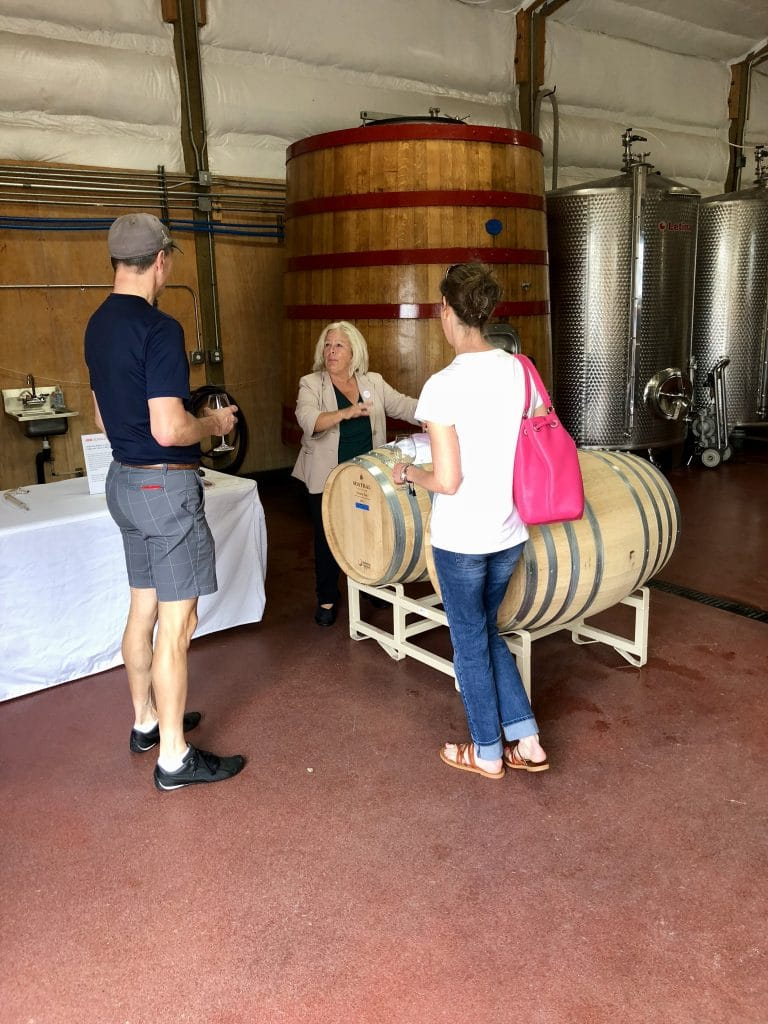 Hard Row to Hoe Barrel Tasting