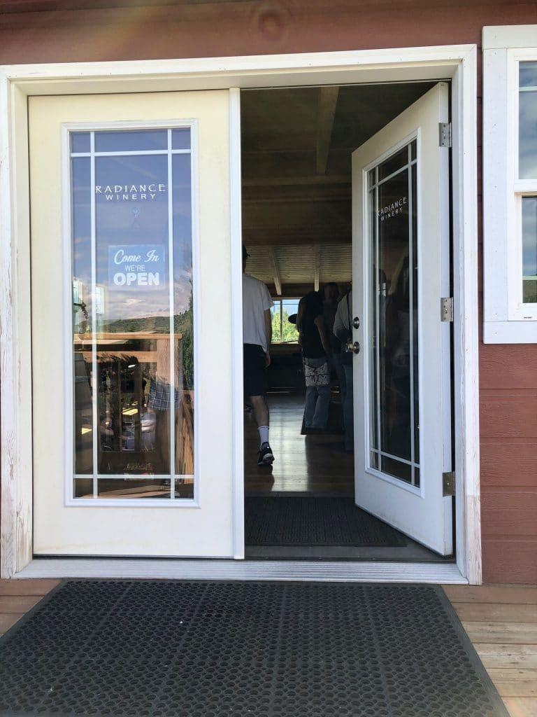 Radiance Entrance