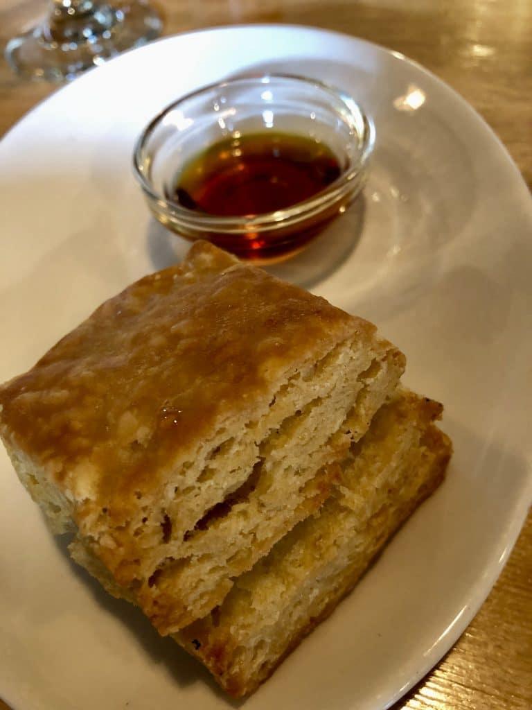 Buttermilk Biscuit with Cane Sugar