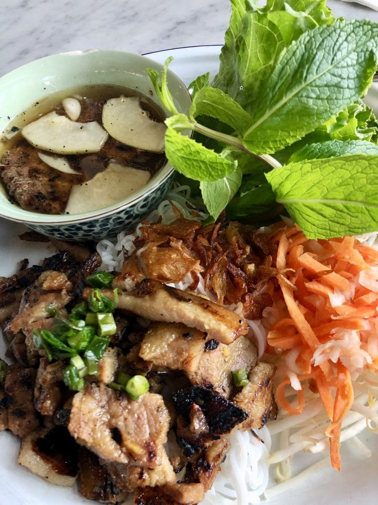 Bún Chả Hà Nội