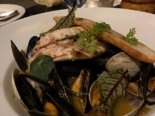 Pacific Seafood Bouillabaisse