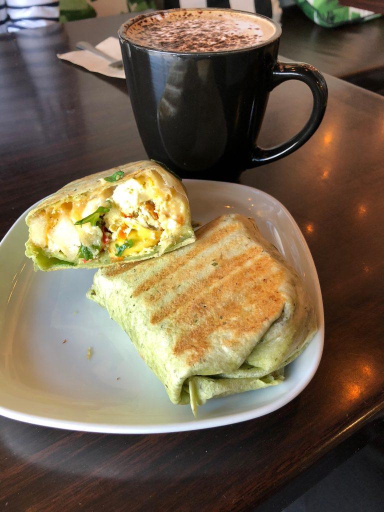 5 AM Breakfast Wrap