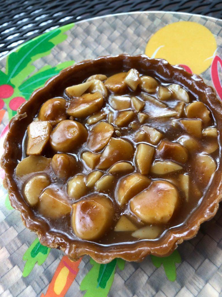Macadamia Nut Tart