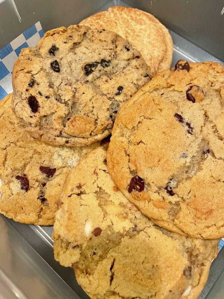 Midnight Cookie Co 1/2 Dozen