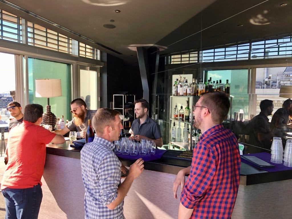The Alfresco Bar