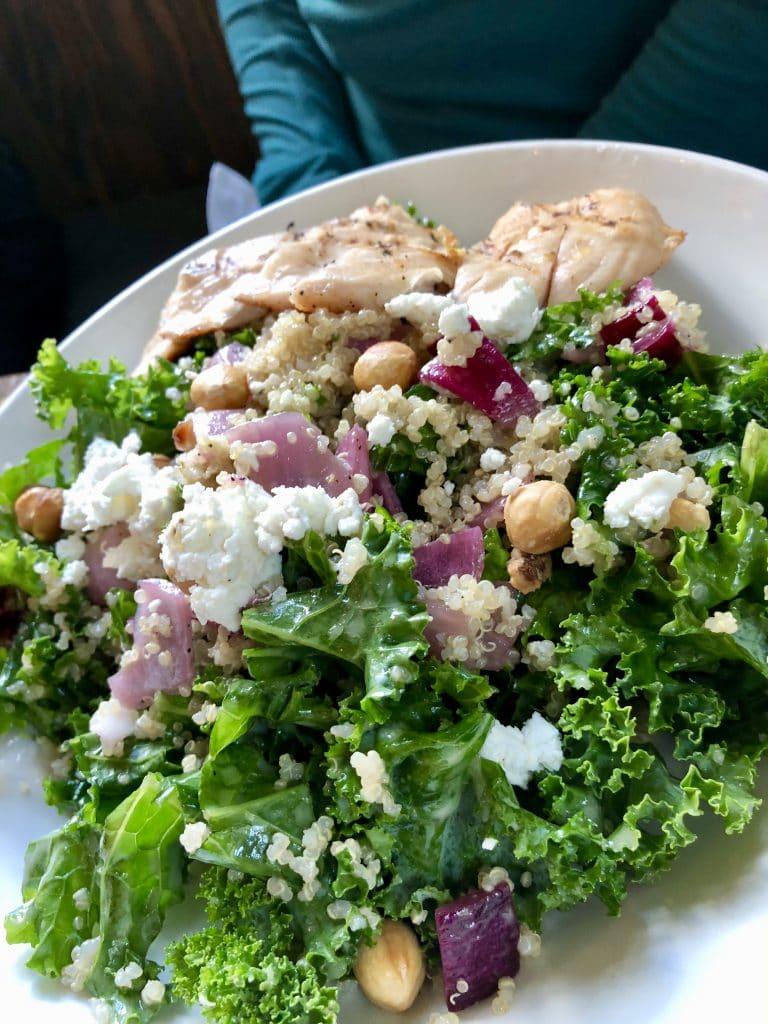 Tiller Salad