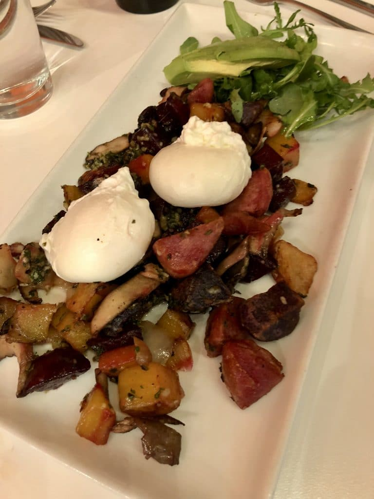 Beet and Root Hash