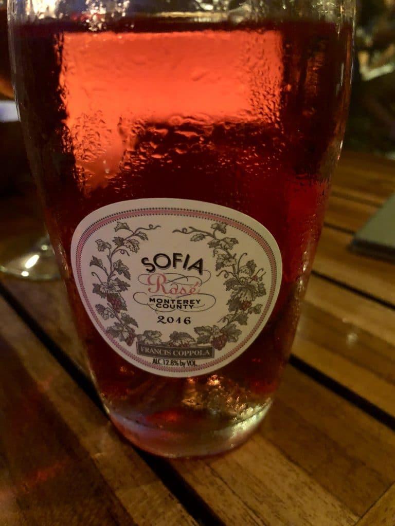 California Rosé