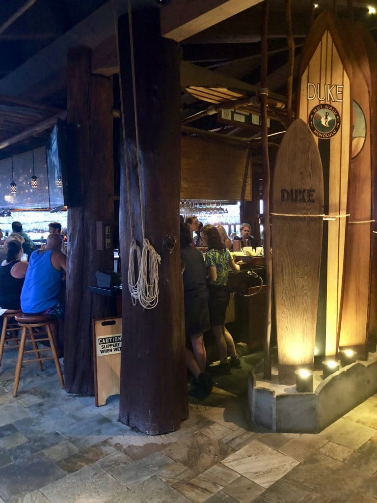 1st Bar