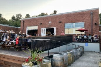 Magnuson Cafe & Brewery Street View