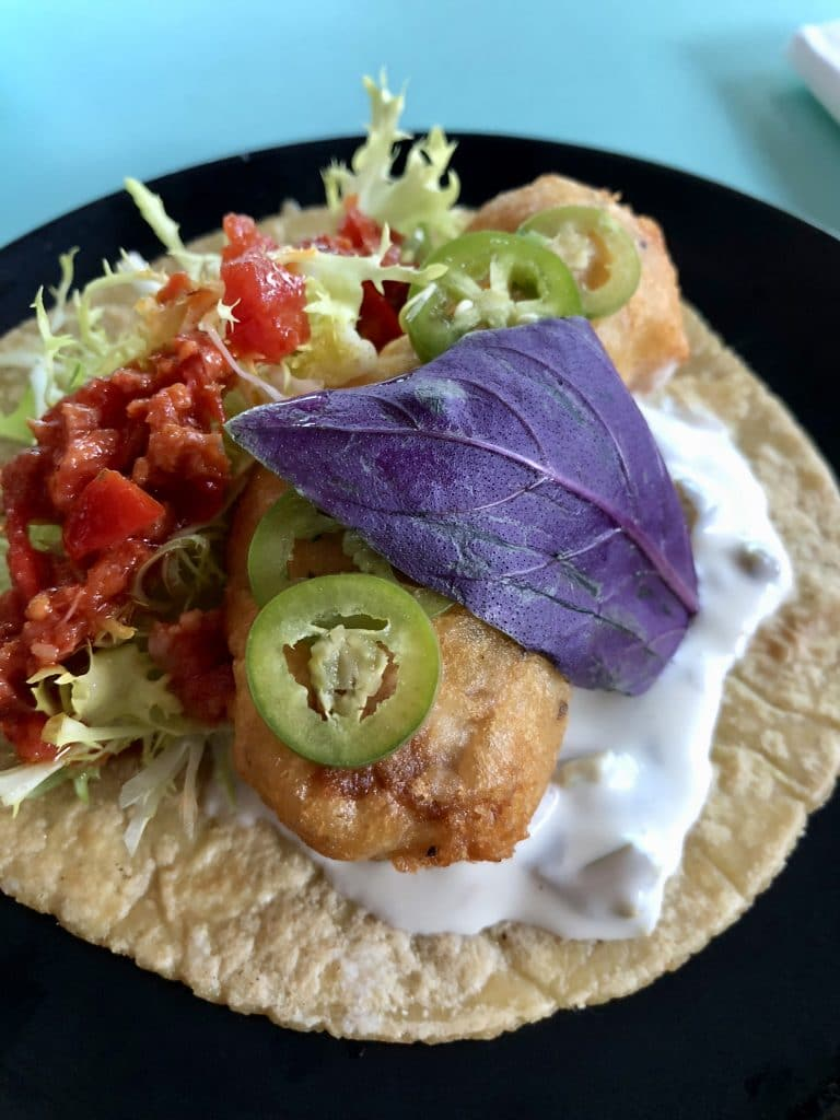Baja Style Fish