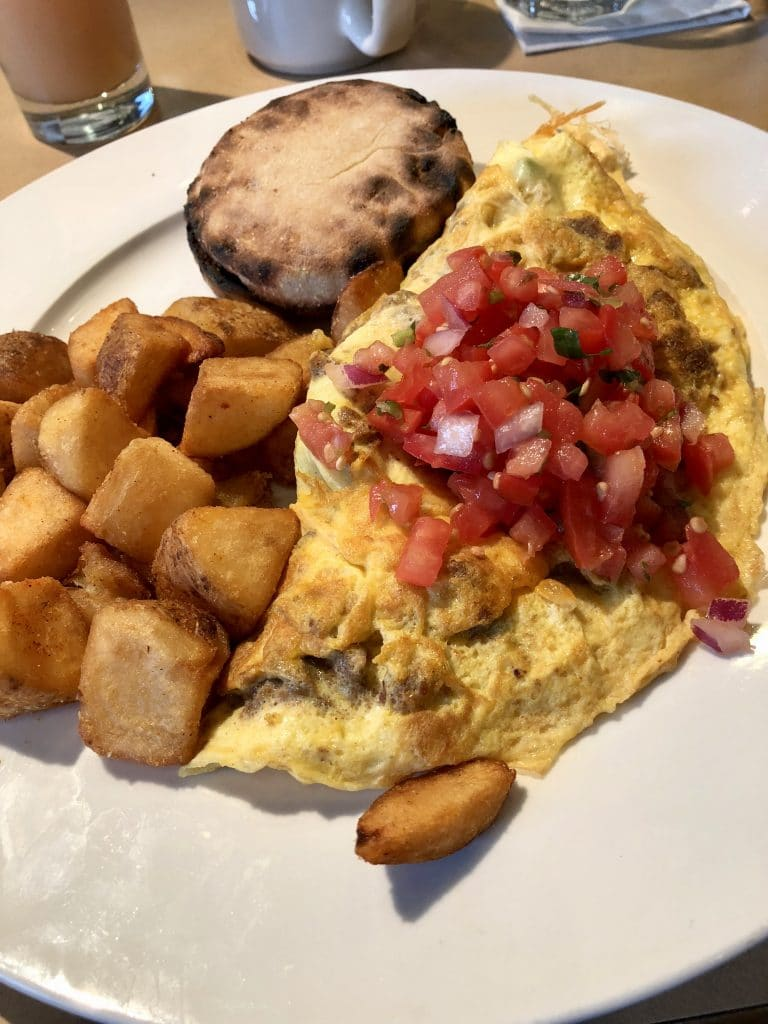 South of the Border Omelete