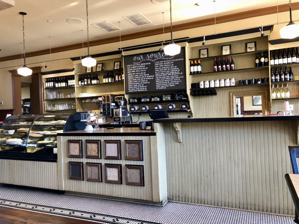 Bar and Bakery