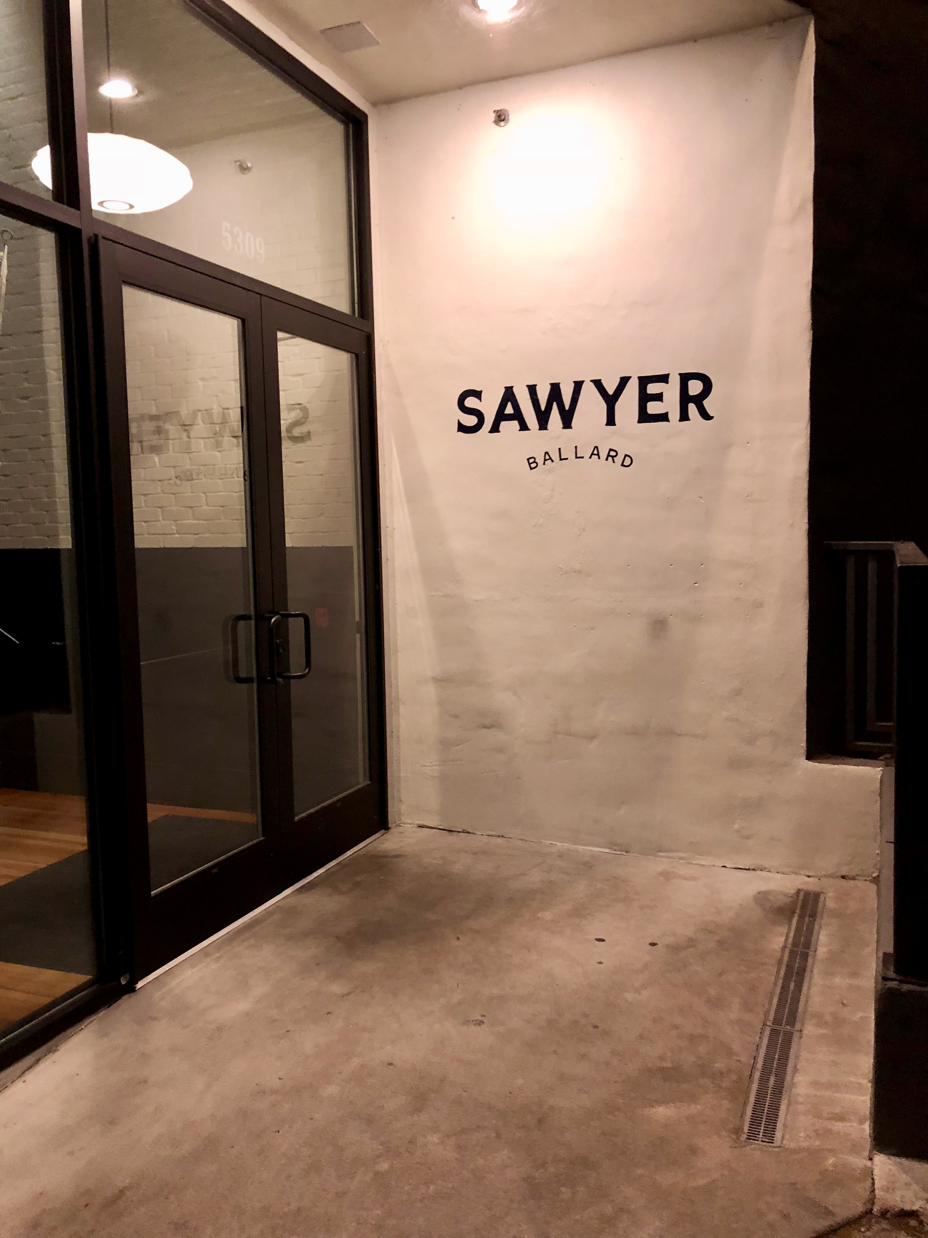 Sawyer Entrance