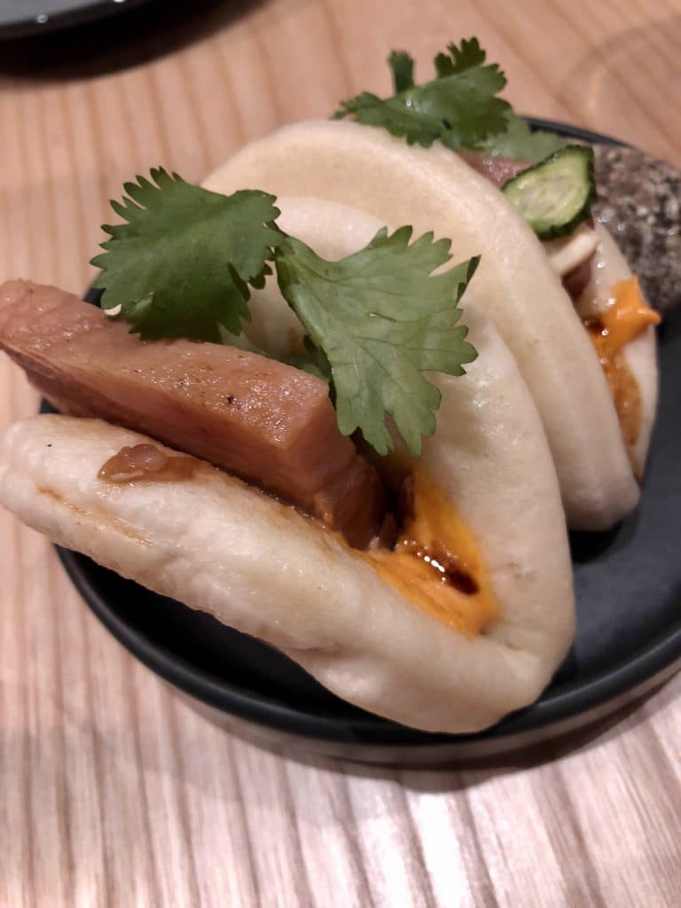 Pork Belly Steam Buns