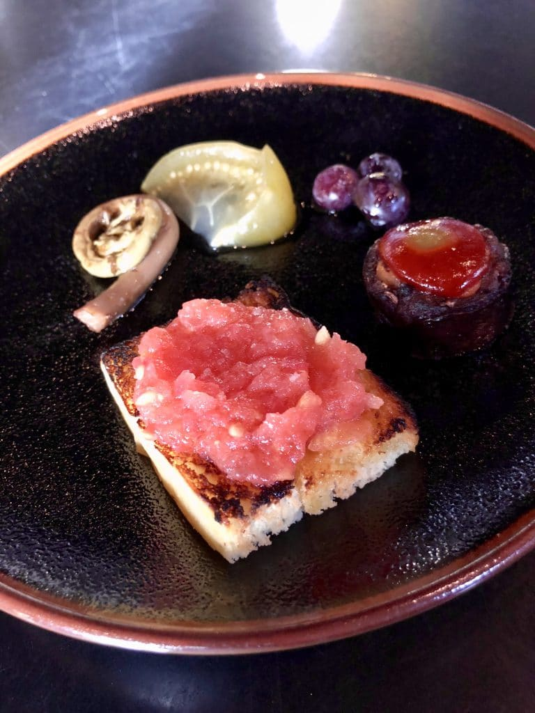Picadetes: Fermented, Toasted and Blood Sausaged