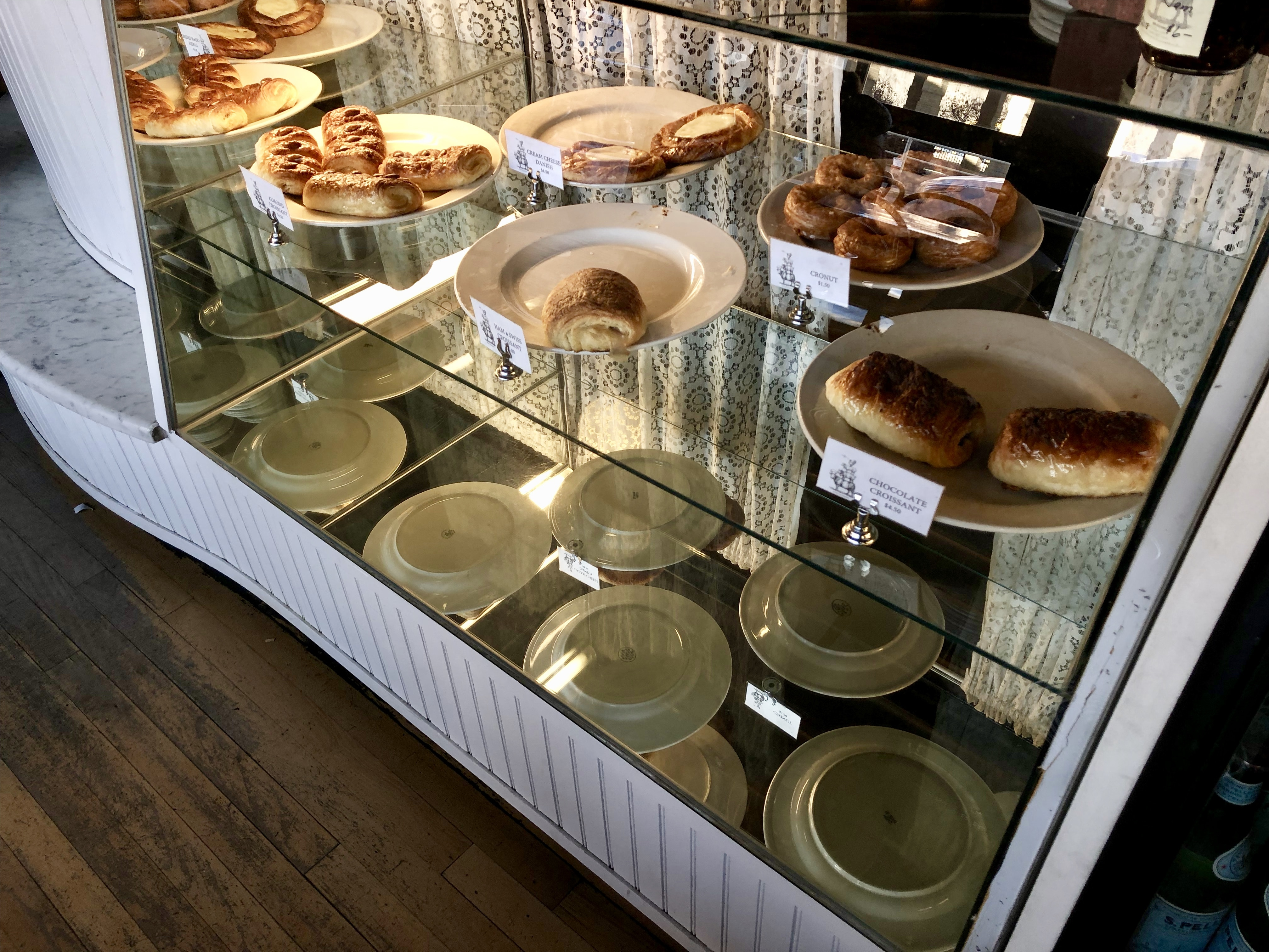 Pastry Selections