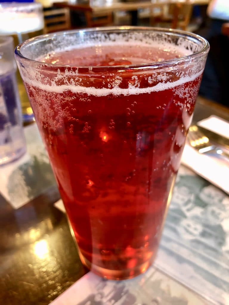 Cranberry Hard Cider