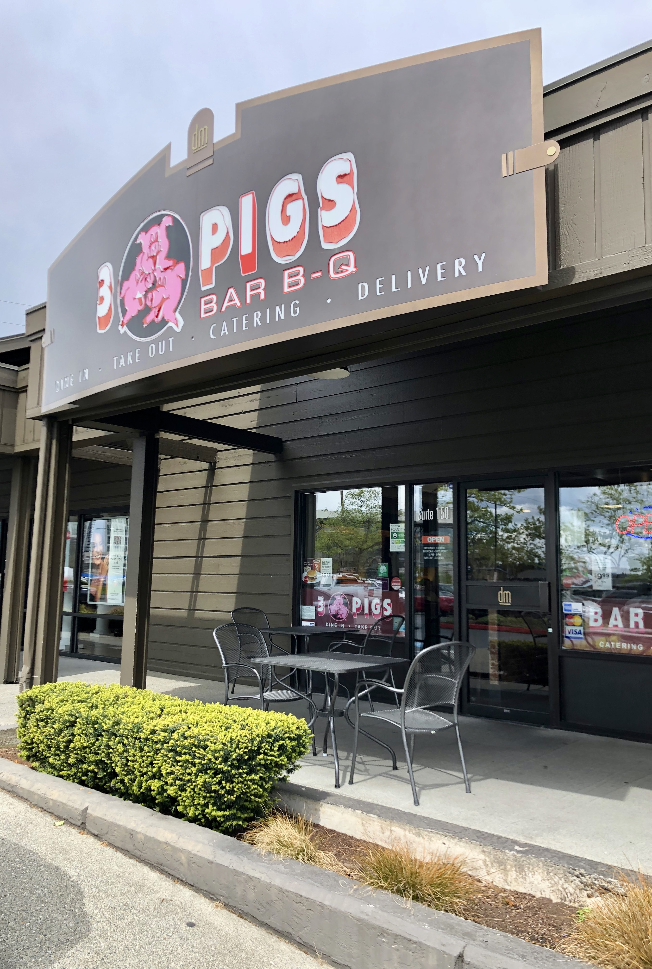 3 Pigs Street View