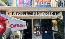 C.C. Espresso Street View