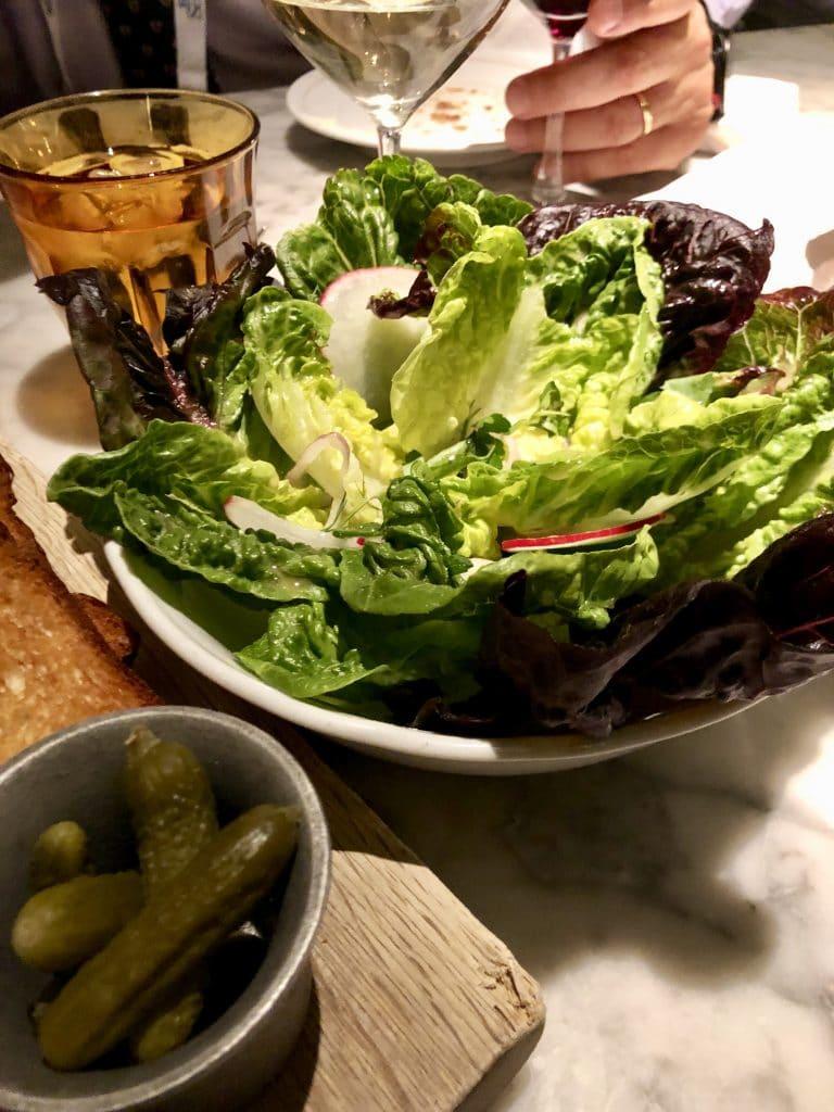 Salade Bardot