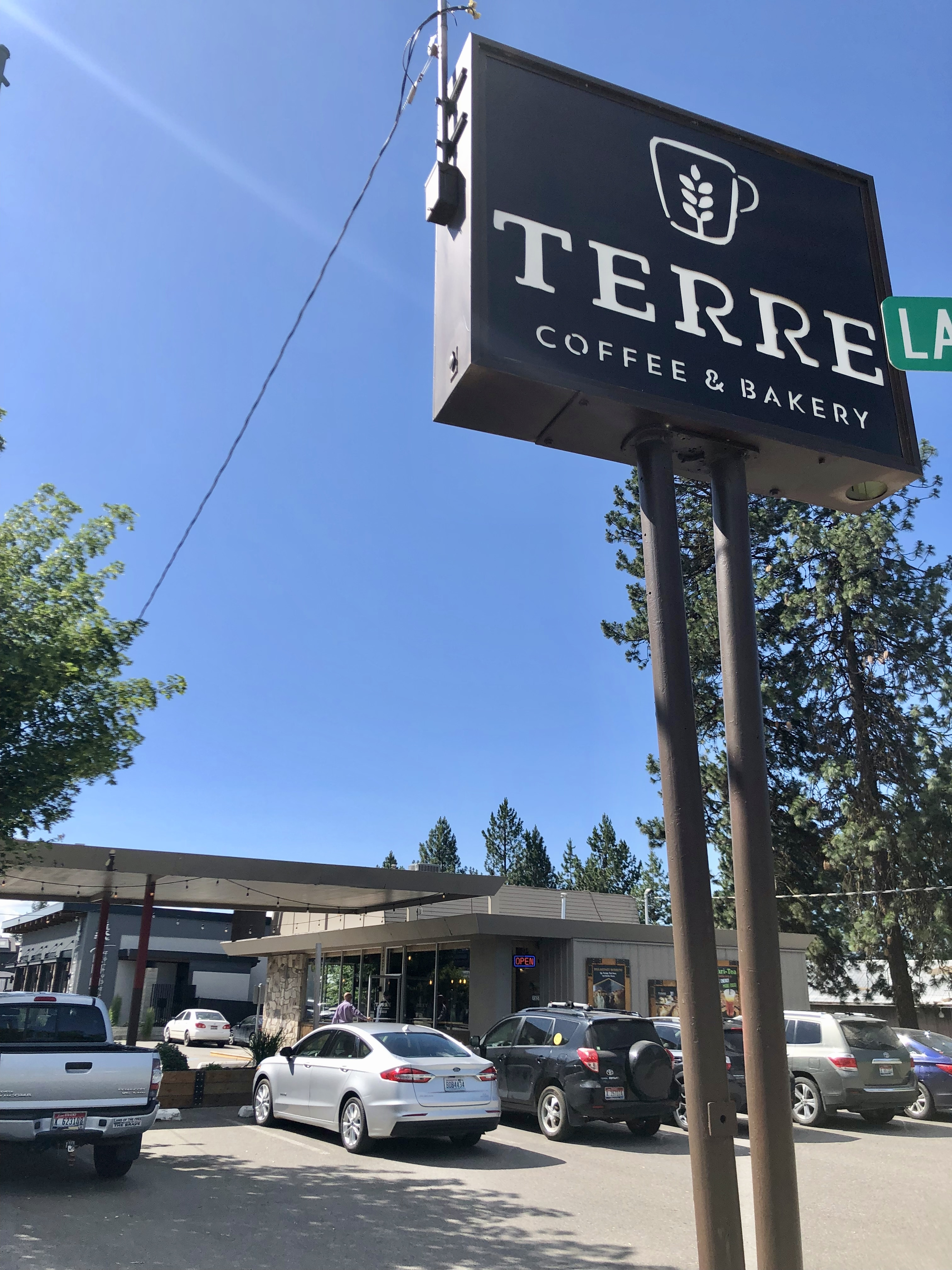 Street View Terre Coffee Bakery Coeur d'Alene
