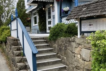 House Piccolo Salt Spring Island