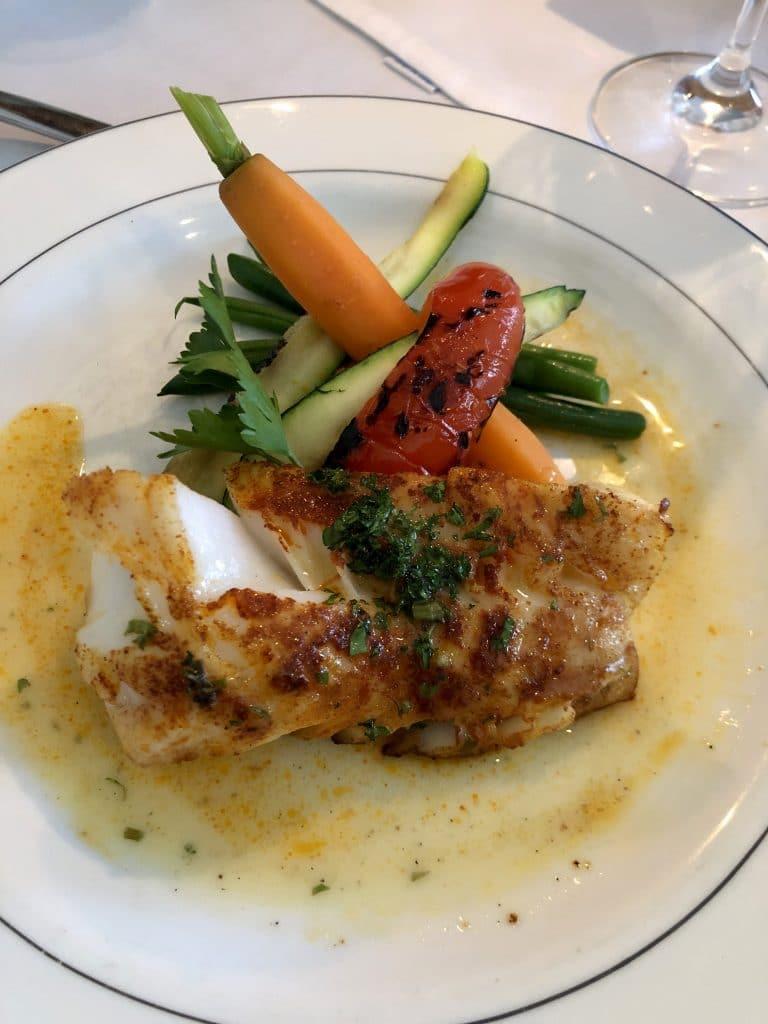 Sablefish Meunière