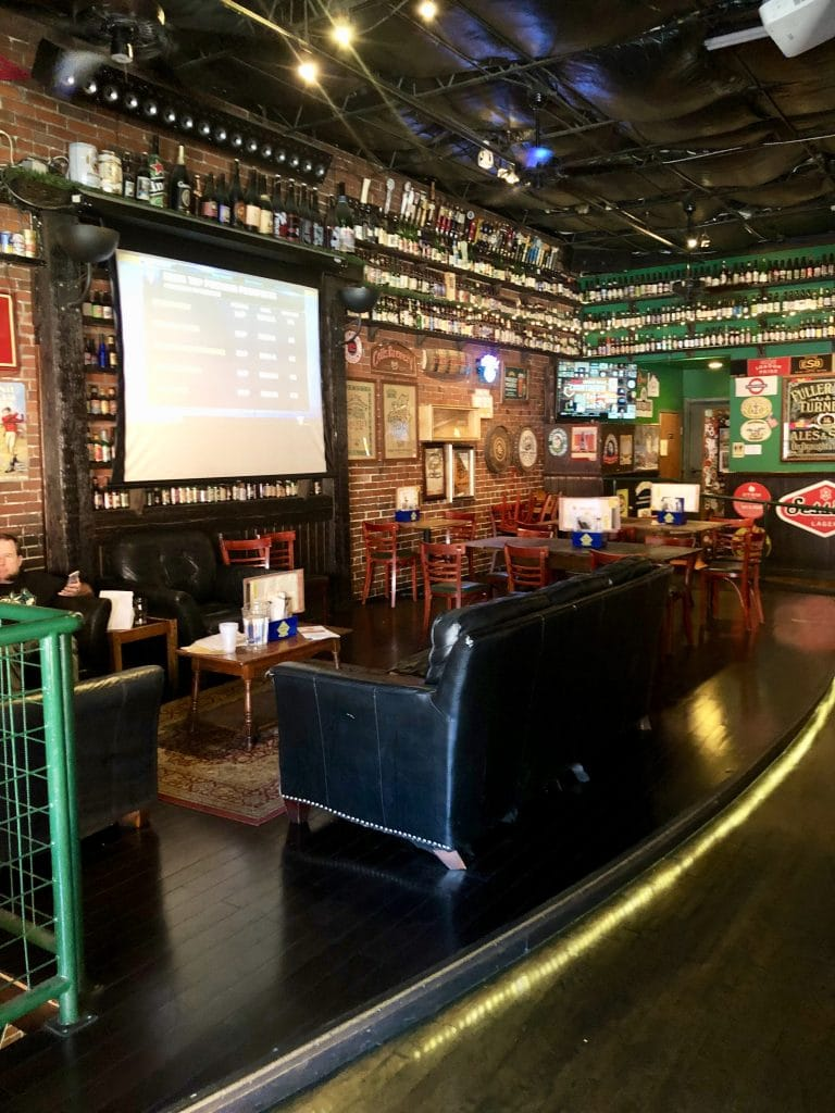 Downstairs Area Falling Rock Tap House