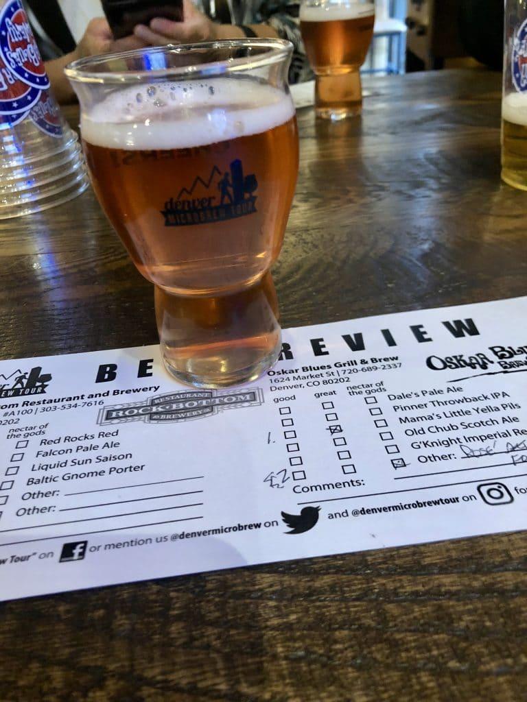 My Ratings Oskar Blues Grill & Brew