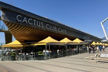 Cactus Club Cafe Vancouver