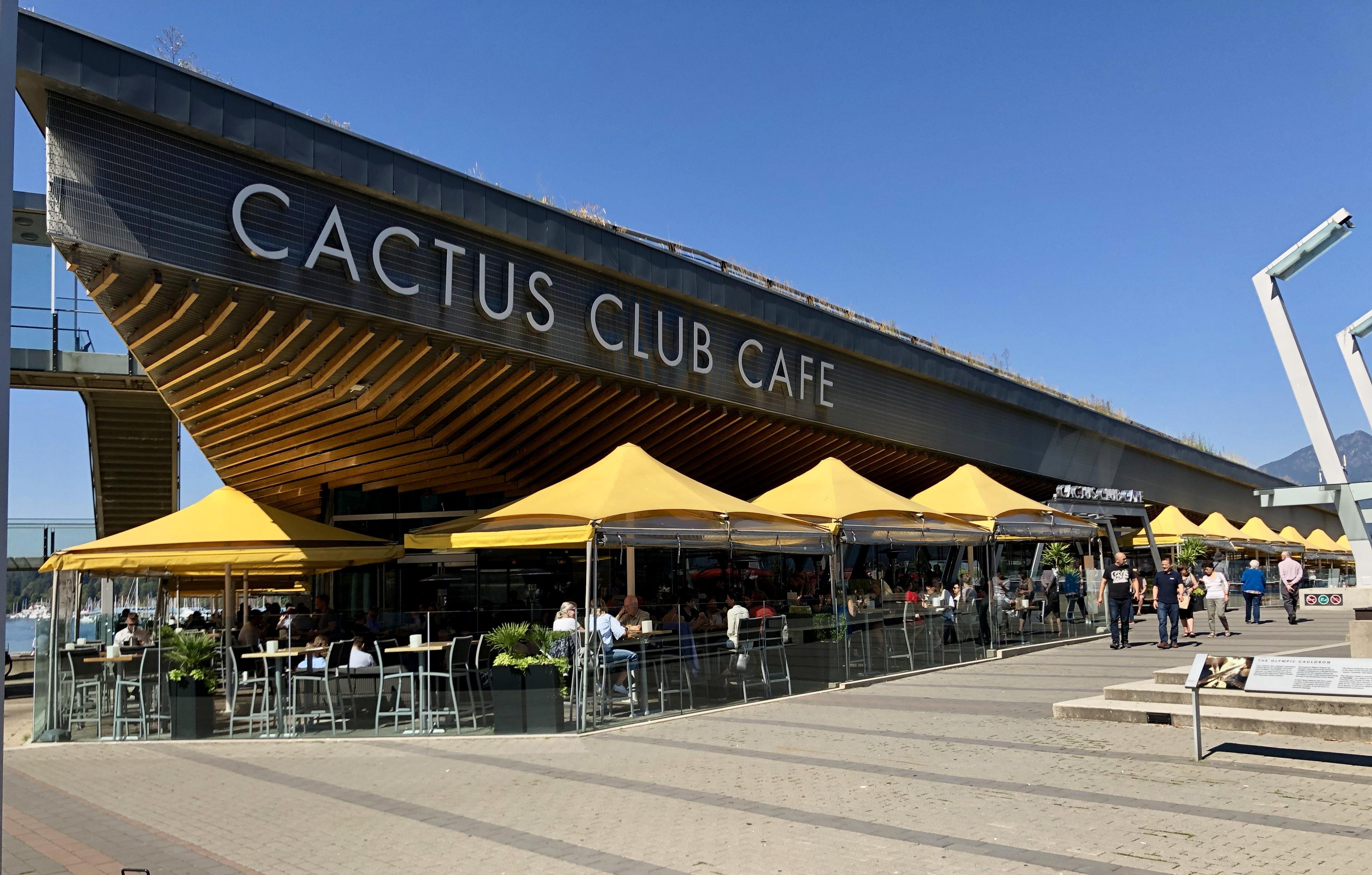 Cactus Club Cafe Vancouver