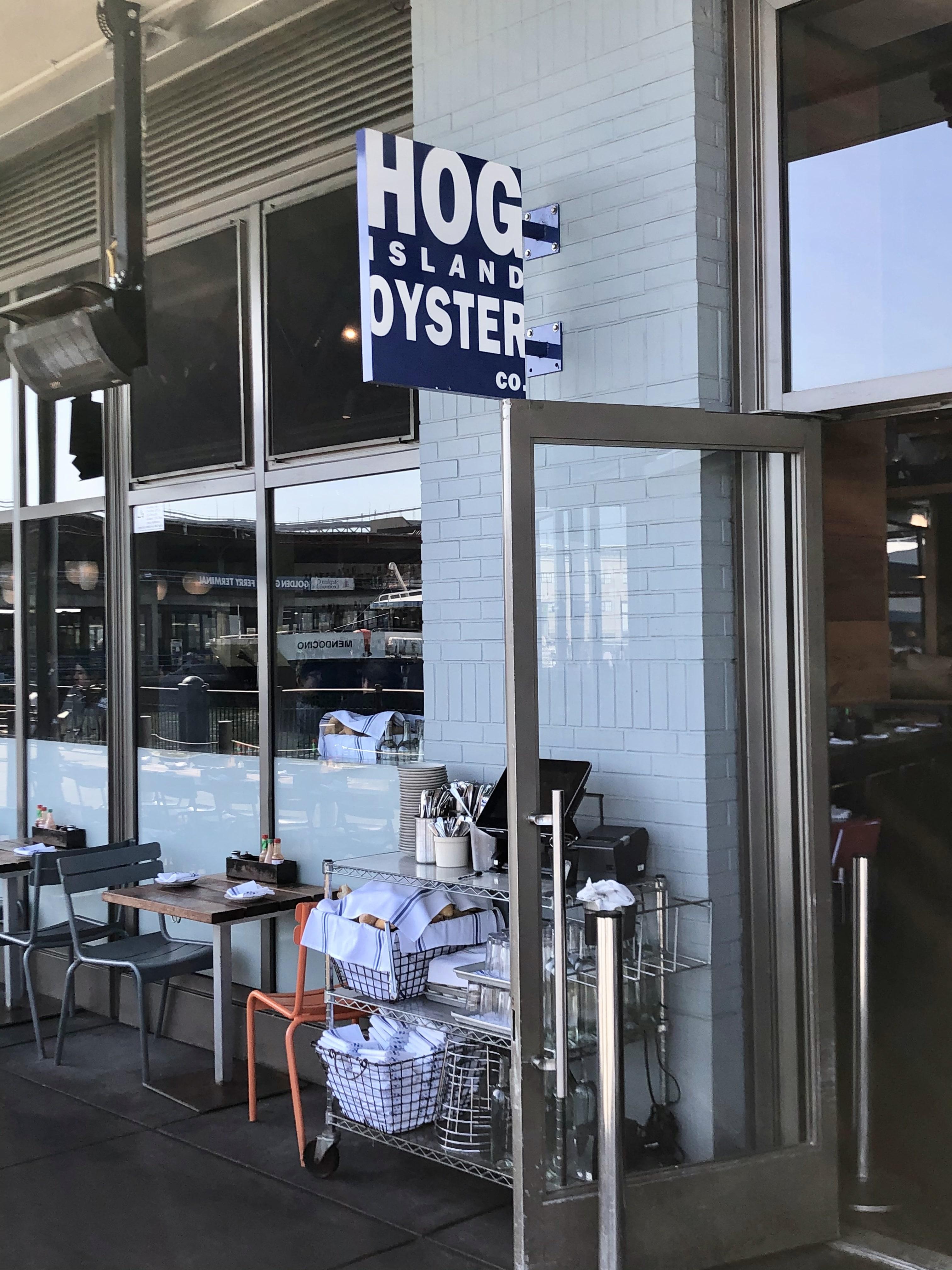 Hog Island Oyster Co San Francisco