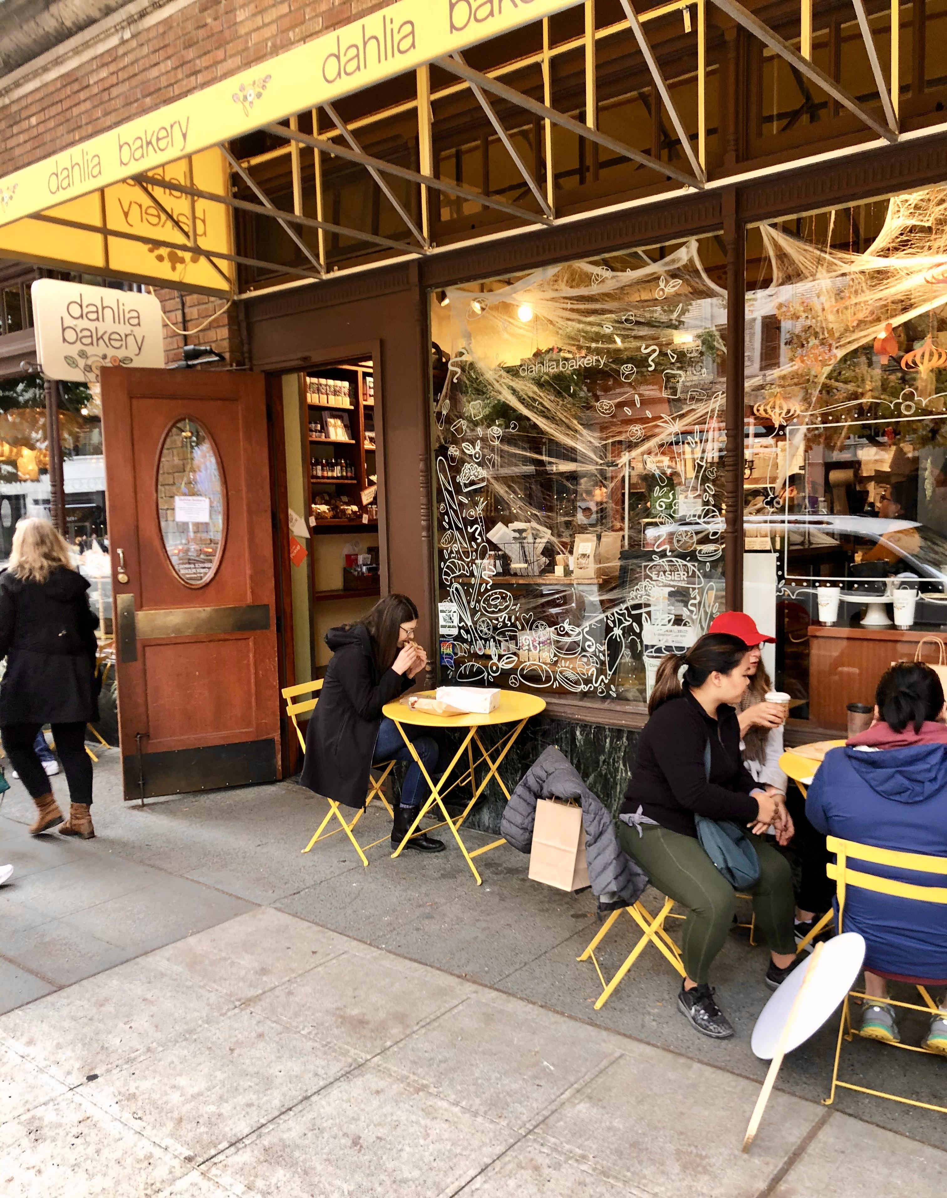 Dahlia Bakery Seattle
