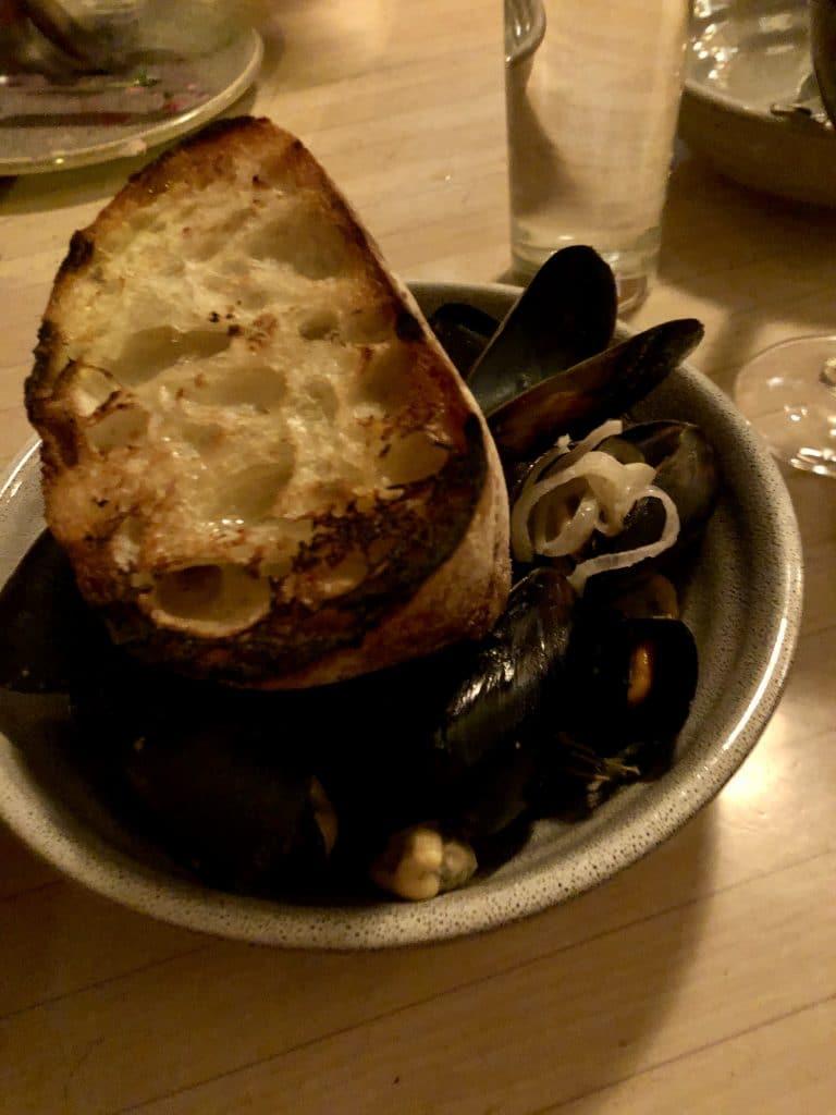 Taylor Shellfish Mussels