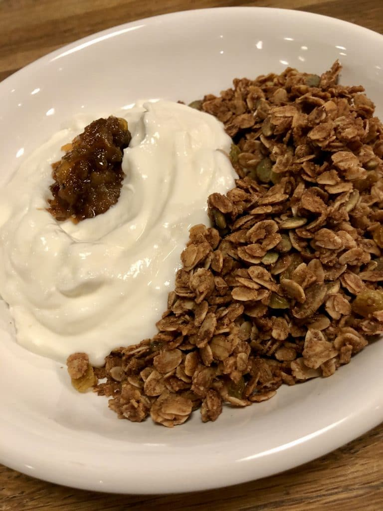 Granola & Yogurt