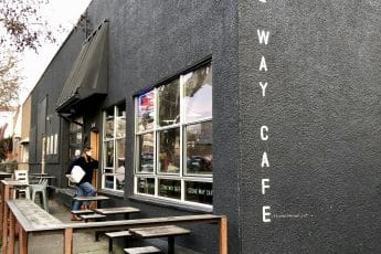 Stone Way Cafe Entrance