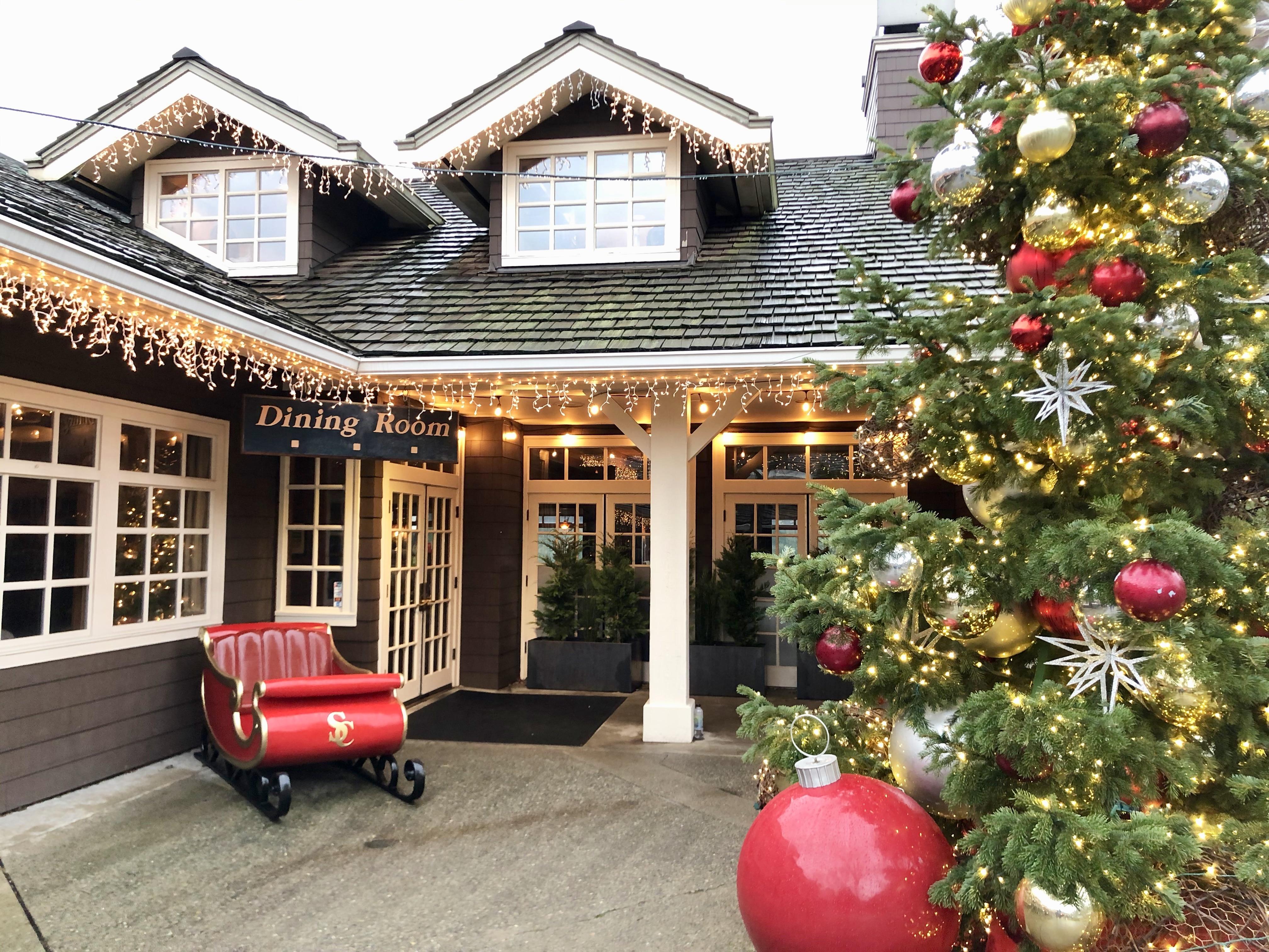 Salish Lodge Dining Room Snoqualmie