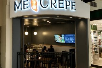 Me and Crêpe Bellevue Entrance