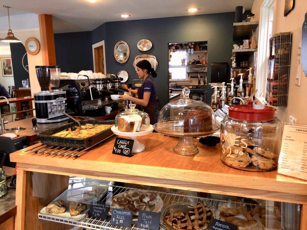 Espresso and Lattes
