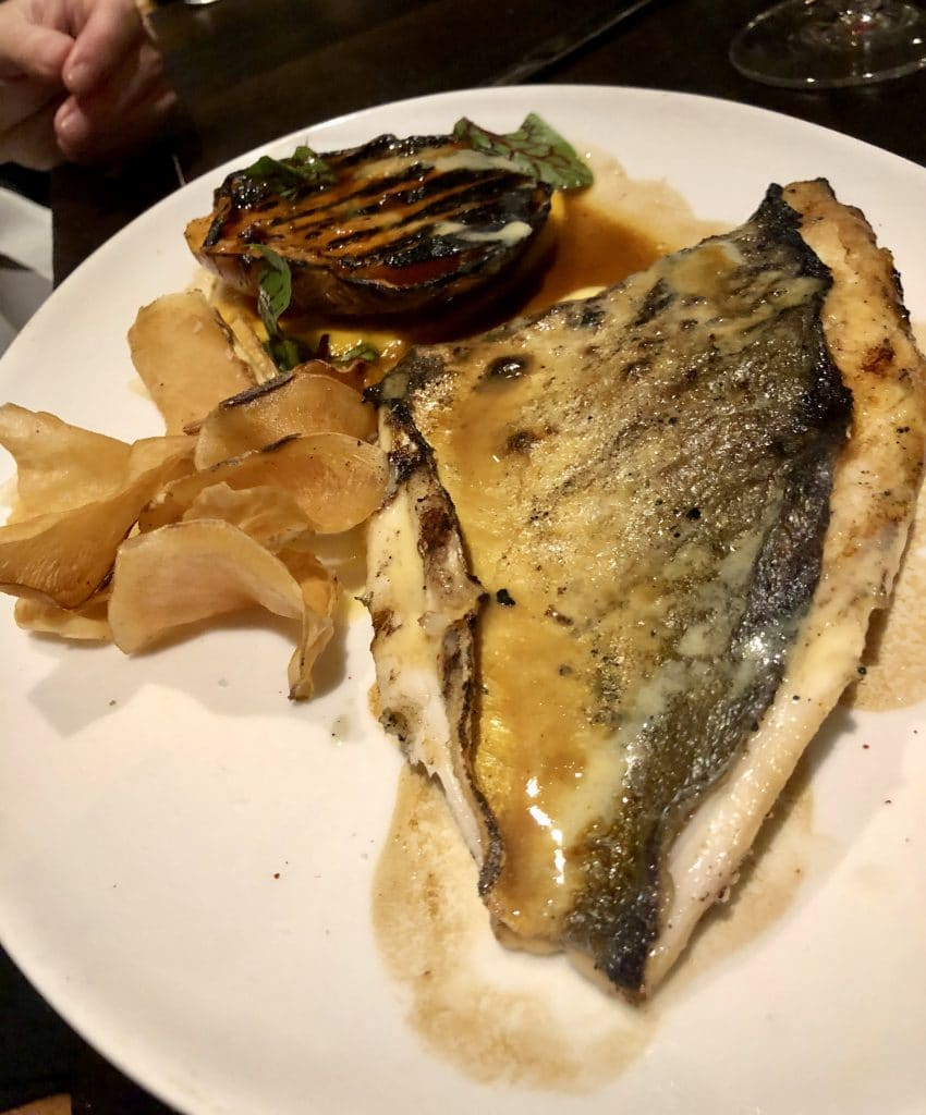 Grilled Pompano